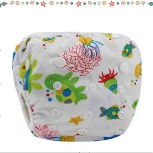 Other - Baby Boy Ocean Theme Swimming Trunks